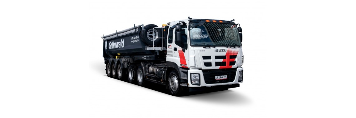 Запчасти для грузовиков Isuzu