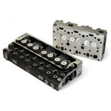 Головка блока цилиндров (ГБЦ) Isuzu 6SD1